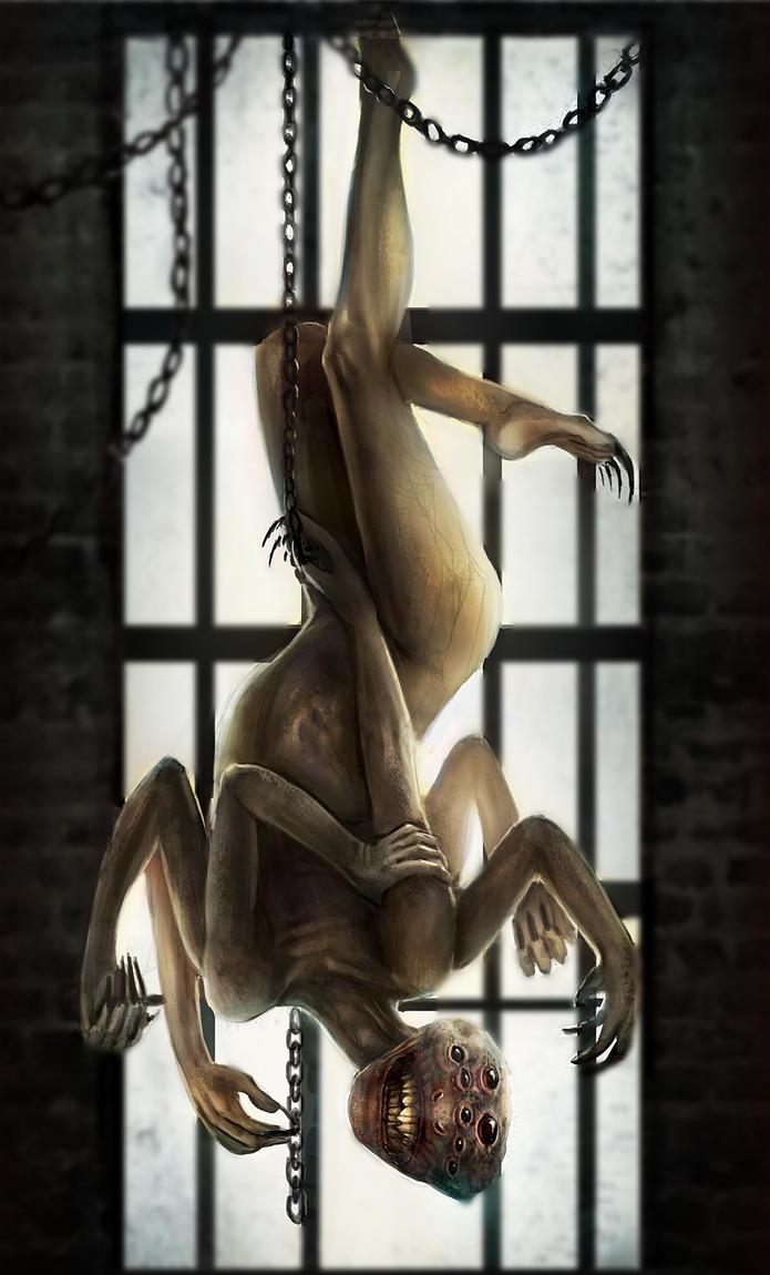 Arachnophobia by GremlinCat