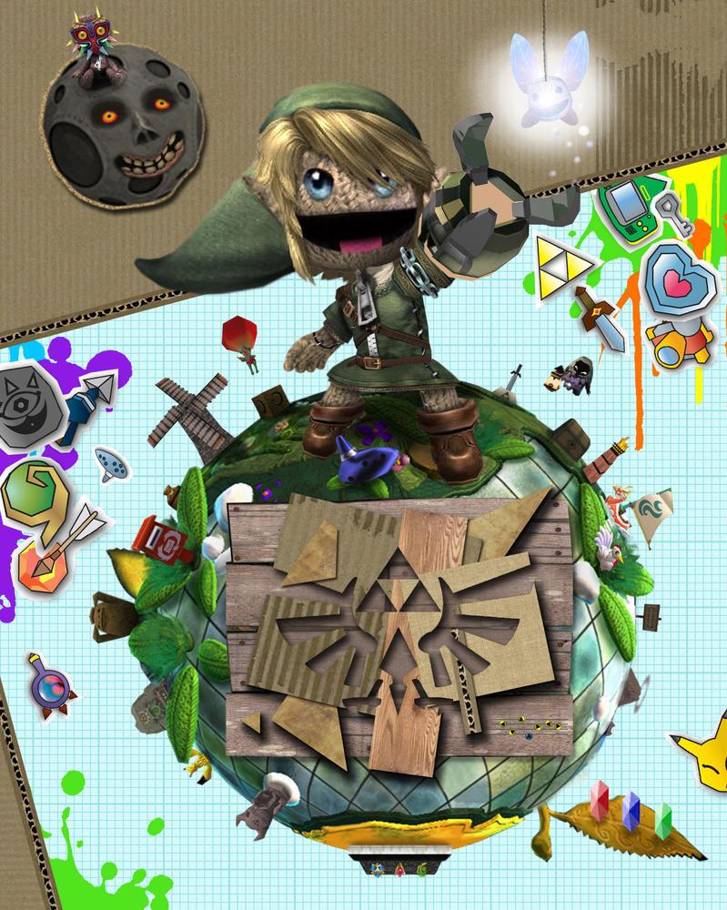 LBP Zelda by Wings-of-Art
