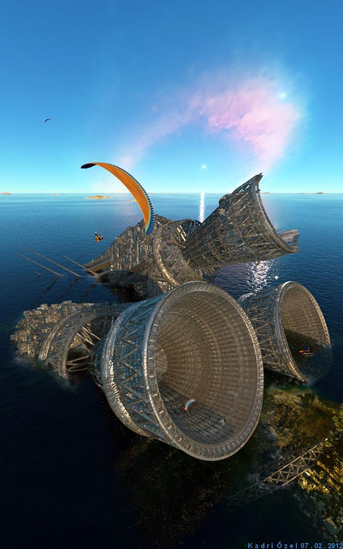 Kalintida(At the wreck) by KadriOzel