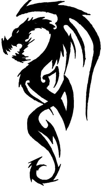 15 how to draw tribal tattoos free tribal frame for Tribal tattoo shops near me