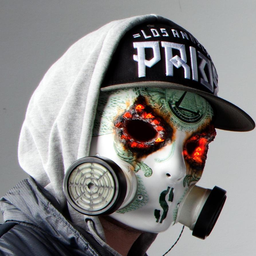 Как сделать мальчику крутую маску