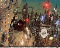 My Desktop by 12481