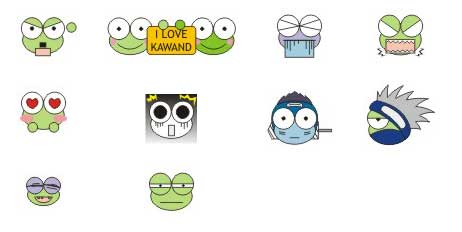 Kawand Forum Emoticon Pack by 12481