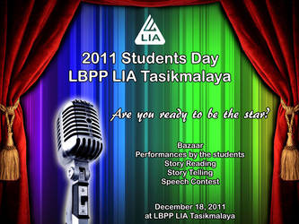LBPP LIA Students Day Banner
