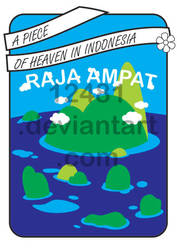 Raja Ampat by 12481