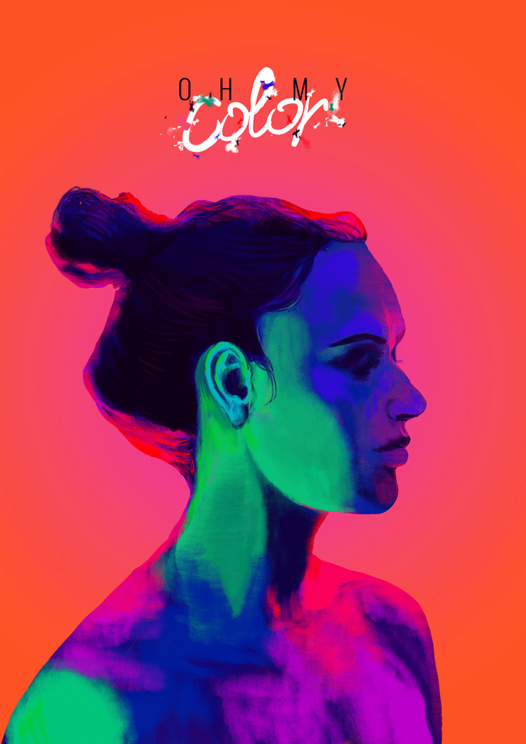 referenced color study by oPsithiros