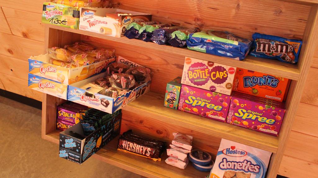american sweets by IHanakoI