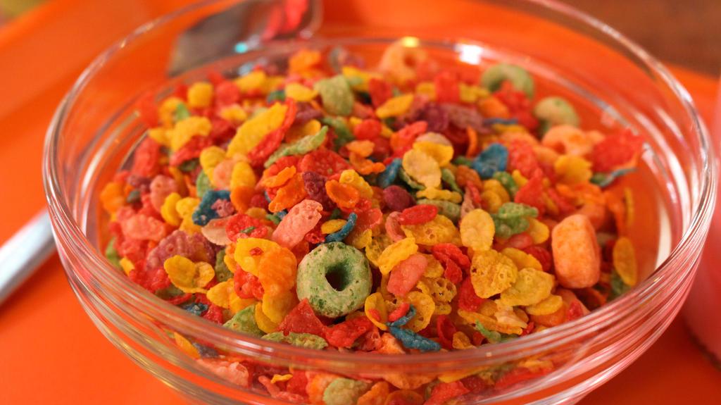 fruity cereals bowl by IHanakoI