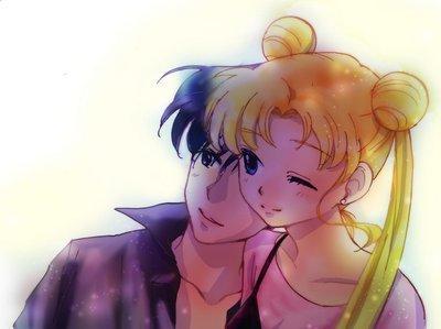 Usagi And Mamoru A Love Like No Other Usagi and Mamoru by Mi...