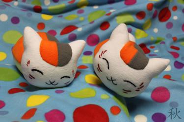 Cat friends by Michiaki