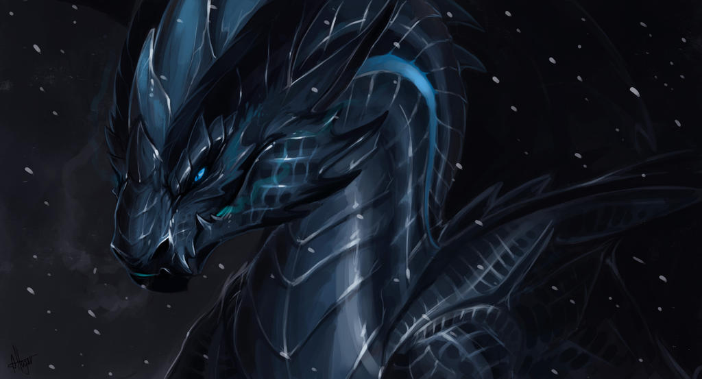 Return from darkness by Allagar