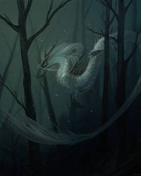 The Mysterious by Allagar