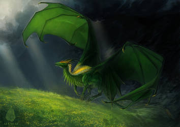 Emerald Daenonin