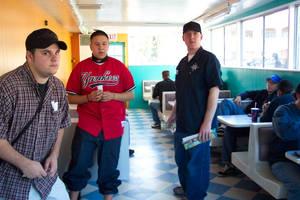 Guys at the Malt Shop by scripturemonkey