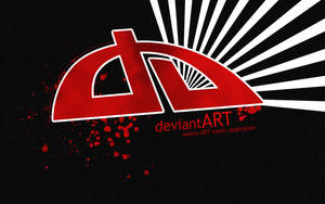 DeviantART Wallpaper RED by crazychaos2