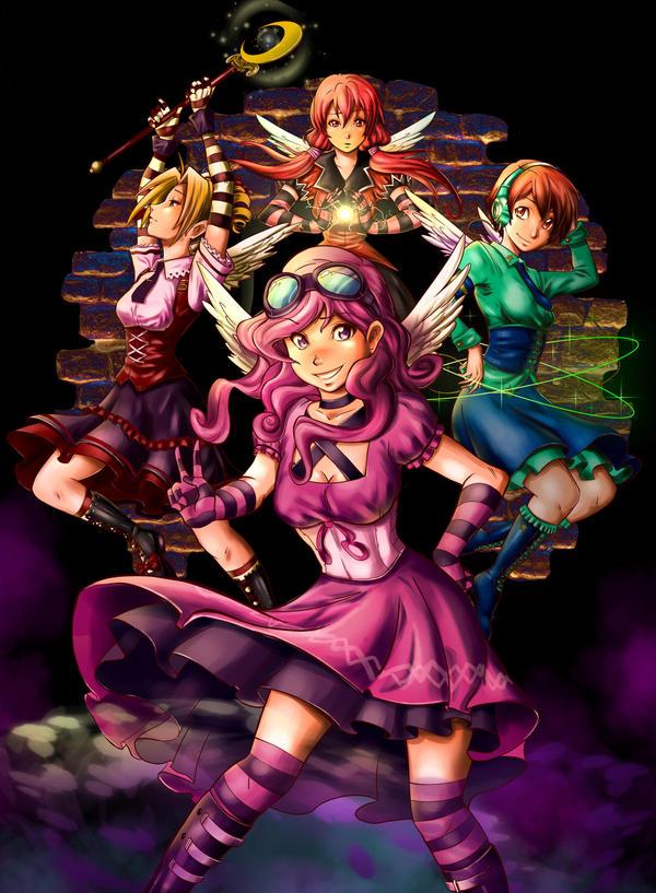 Wonder LighT reset by Lelo-Okami