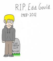 R.I.P. Edd 'Eddsworld' Gould by EpicBlueBomber