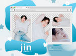 PNG PACK #48: JIN (Weverse Mag 2021)