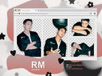 PNG PACK #51: RM (Weverse Magazine)