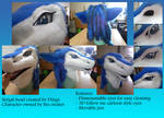 Sergal Head finished!