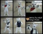 White Fox Wolf
