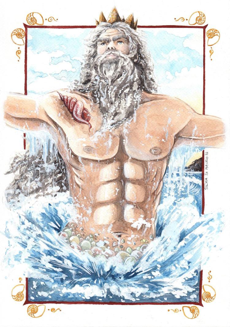 Poseidon by SilviaDiMauro