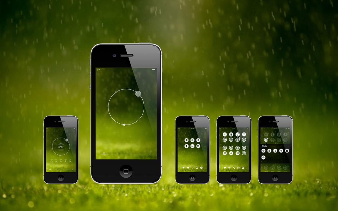 iPhone lajal minimal by lajalousie