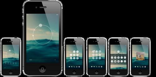 lajal iPhone minimal by lajalousie
