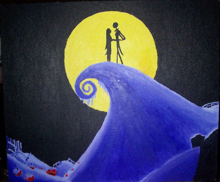 Jack and Sally by bowieandelfmanfan on DeviantArt
