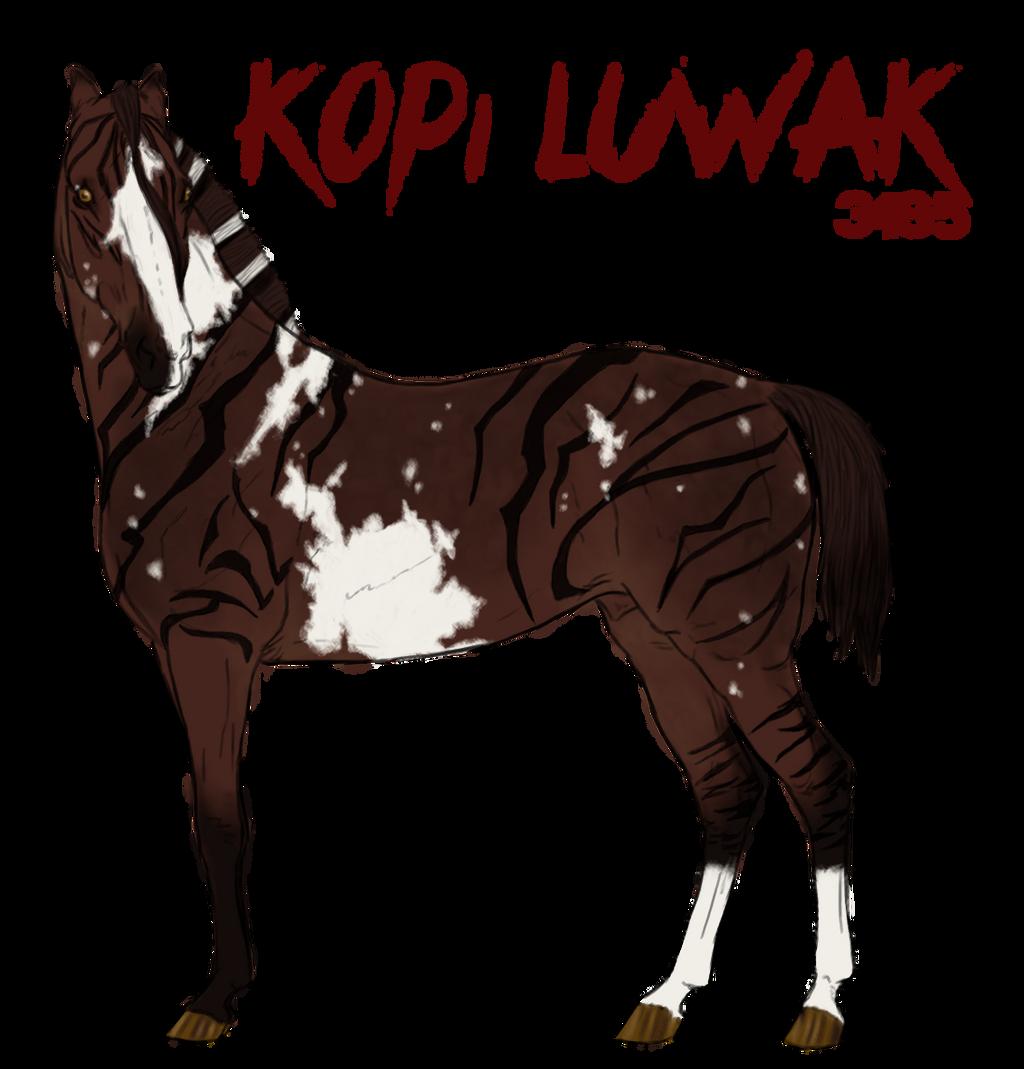 Kopi Luwak 3485 by SquirrelyTodd