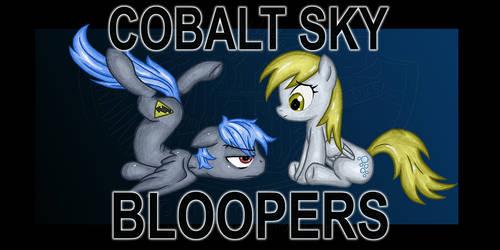 Cobalt Sky Blooper Card by Shadowcross