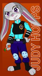 Judy Hopps by Shadowcross