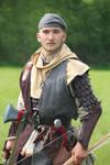 Jorgalsk folkgardist. by Krigshjartan