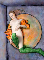 For Cezanne by KaterinaBelkina