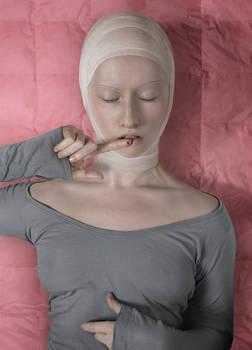 Sleeping Beauty. Secret desire