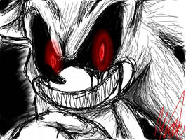 Sonic.exe by ToxicSoul77