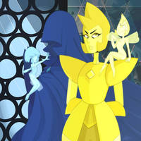 Diamonds And Pearls by ToxicSoul77