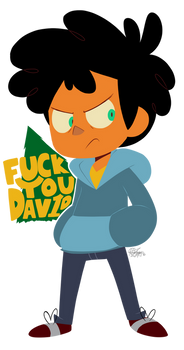 Max from Camp Camp