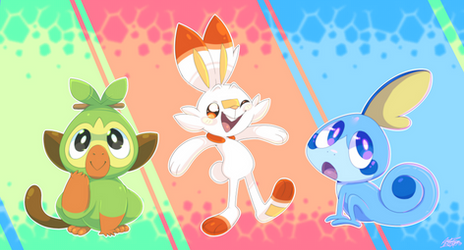 The New Starters! by ToxicSoul77