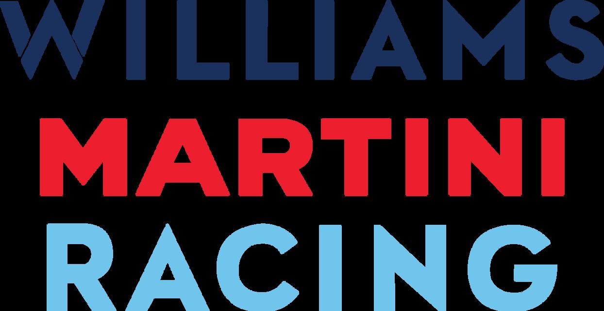 Williams martini racing logo vector by nerdkid56