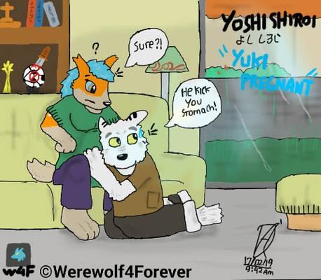 Yoshi shiroi story
