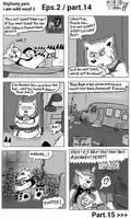 Bigfooty pets : i am wild wolf 2