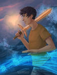 Percy Jackson - Son of Poseidon