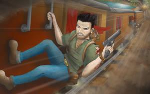 Uncharted 2: Drake