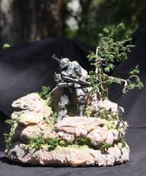 Custom Halo Reach Stand 01