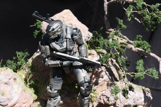 Custom Halo Reach Stand 02