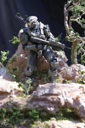 Custom Halo Reach Stand 04