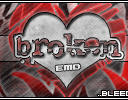 broken heart by haZeMd
