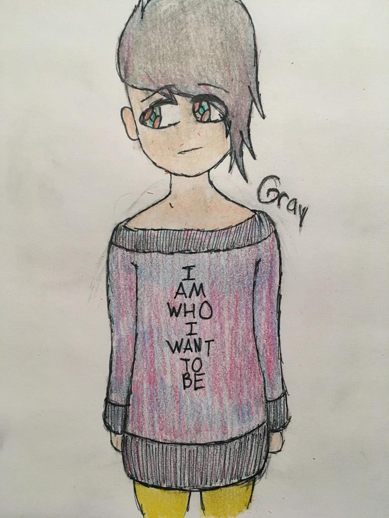 Gray by QueenEmoTrash