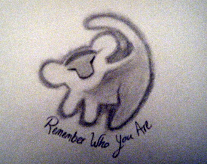 remember who you are übersetzung